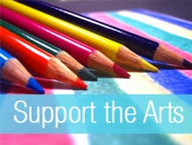 Title Image Of Supporting the arts, One artist at a time