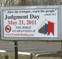 Judgement Day: May 21, 2011?